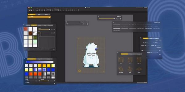 For $10, Biff 2 for Mac will help you use and create vector graphics