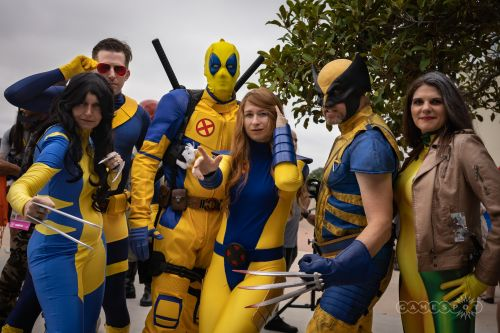 Comic-Con 2018: Best Cosplay From SDCC Day 2 - Skyrim, X-Men, Captain Marvel, More
