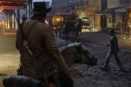 'Red Dead Redemption 2' online mode gallops into open beta in November