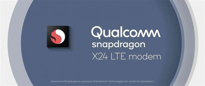Qualcomm intros Snapdragon X24 LTE modem that supports speeds up to 2Gbps