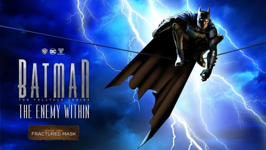 Episode Three of Batman: The Enemy Within Debuts November 21, New Trailer Hits This Thursday!