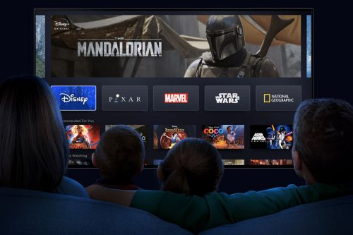 Disney+ will give subscribers four simultaneous streams and free 4K