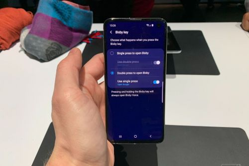 Samsung will extend Bixby button remapping to all Galaxy phones running Android Pie