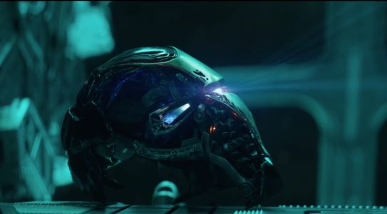 Avengers: Endgame Trailer Goes All In On Somber