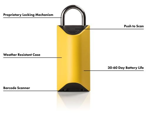 BoxLock secures your booty against porch pirates