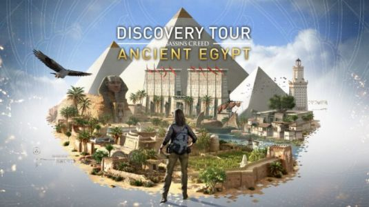 Assassin's Creed Origins:  les modes New Game+ et The Discovery Tour sont là