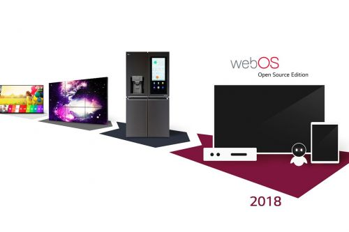 LG open-sources webOS, an OS that was already open-sourced