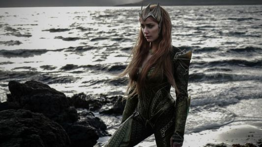 Amber Heard Shares Details About Mera in AQUAMAN for People Who Don't Know Her