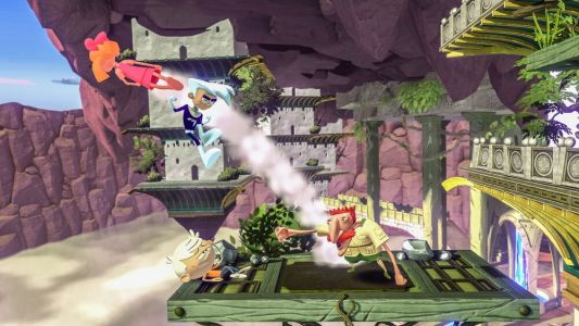Review: NICKELODEON ALL-STAR BRAWL Has a Good Skeleton That Needs A Lot More Meat and Polish