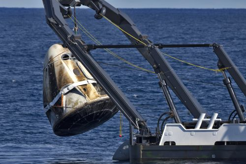 SpaceX Crew Dragon Accident Another Bump in the Road for Commercial Crew