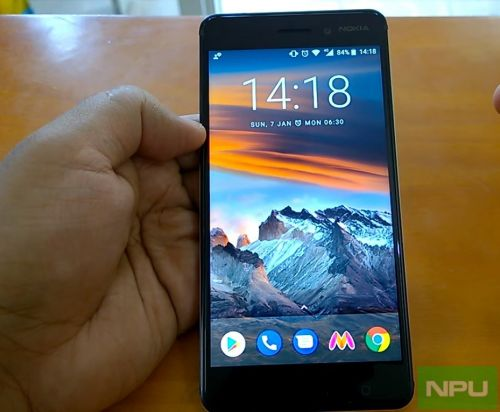 Nokia 6 receiving February Security update now. TA-1033 variant gets a new Oreo Build too