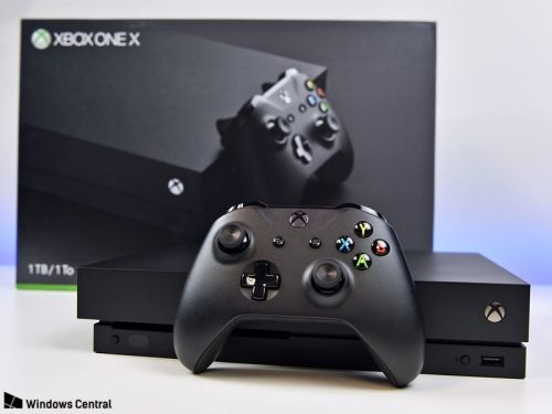 Xbox One X is now on sale for $399 for Black Friday, its lowest price ever