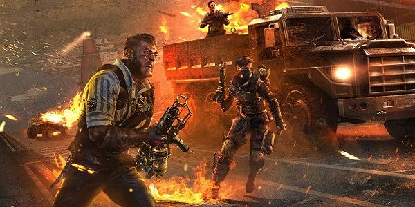 Call Of Duty: Black Ops 4 Sets Sales Records On Day One