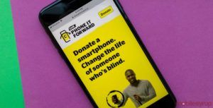 Institute for the Blind taking smartphone donations for the visually impaired