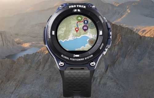 CASIO's Latest PRO TREK Smartwatch Launches In May