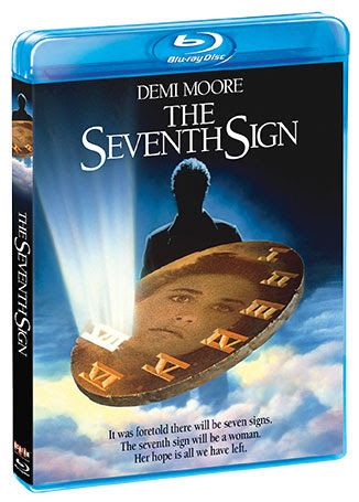 Demi Moore in 'The Seventh Sign' Blu-ray Coming September 11th