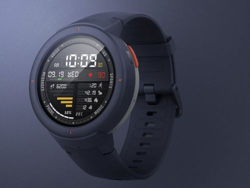 The Amazfit Verge is a new smartwatch from Xiaomi that costs just $115