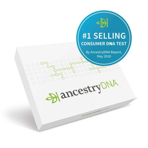 UK Deal: Save £30 on AncestyDNA's genetic testing kit today only