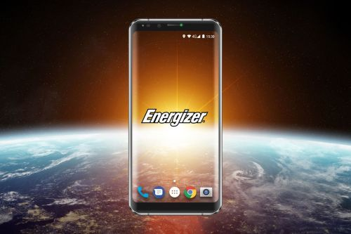 This Energizer phone is dumb, but at least it has a big battery