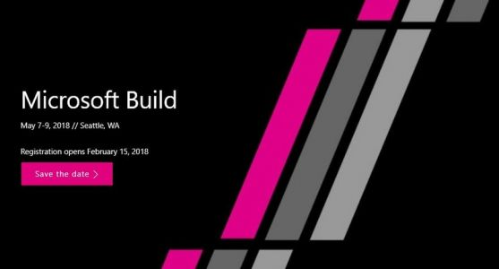 Build 2018 registration is now open