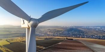 New Resin Leads to More Sustainable Wind Turbine Blades