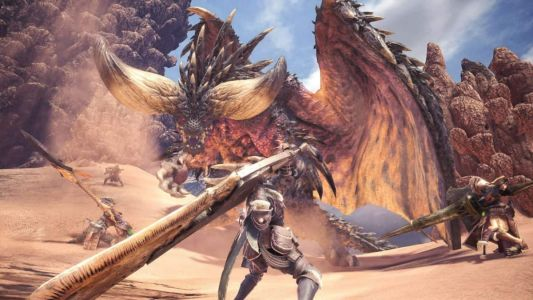 Monster Hunter World:  le plus gros succès de Capcom s'envole encore plus