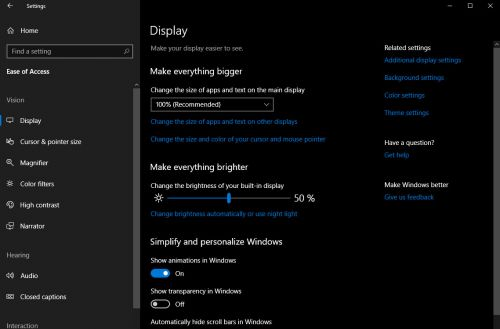 Upcoming Windows 10 accessibility features include Narrator upgrades