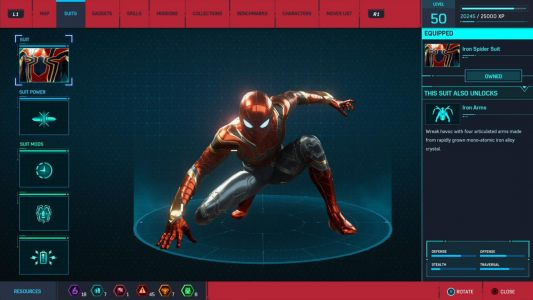 Spider-Man: Here's How To Unlock The Avengers Infinity War Suit