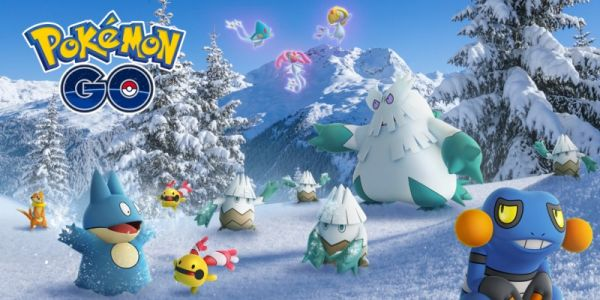 Pokémon Go's Holiday Event Brings New Pokémon, Free Incubators