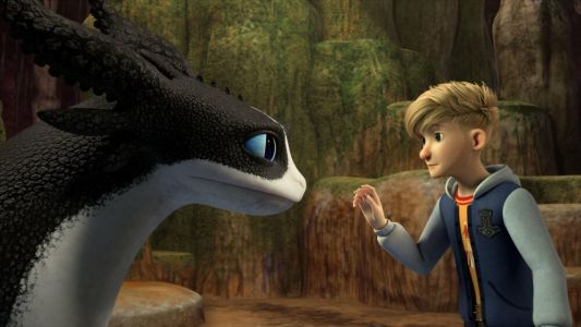 Dreamworks to Debut HOW TO TRAIN YOUR DRAGON Spin-Off Series on Hulu and Peacock Later This Year