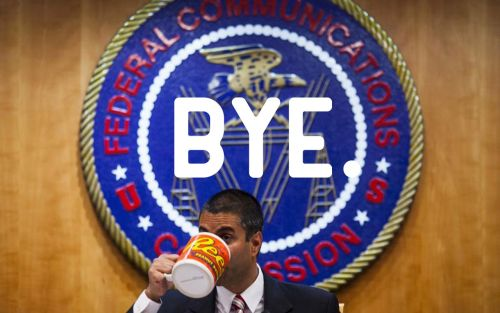Ajit Pai FCC tenure leaves a mixed legacy - but it was mostly bad