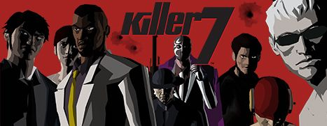 Now Available on Steam - killer7, 10% off!