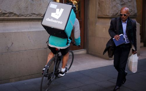 Uber buyout talks with Deliveroo spark competition fears