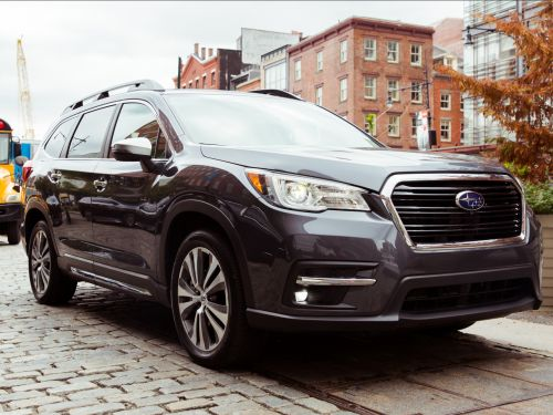 We drove a $46,000 Subaru Ascent SUV to see if it's ready to challenge Honda, Toyota, and Ford - here's the verdict