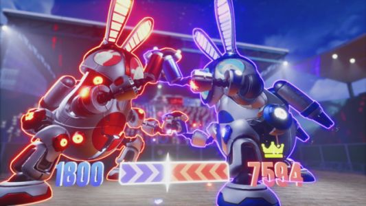 With Nintendo Theme Parks Coming, Ubisoft Debuts Its Own Rabbids Ride