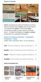 Google Tweaks Search Results to Provide More Useful Details