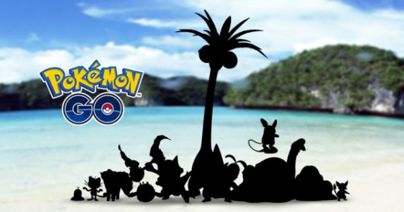 'Pokemon Go' will bring Alolan forms from 'Sun' and 'Moon' to the game