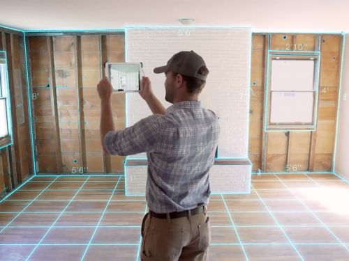 This new virtual tape measure app is perfect for people who obsess over the tiny details in their home