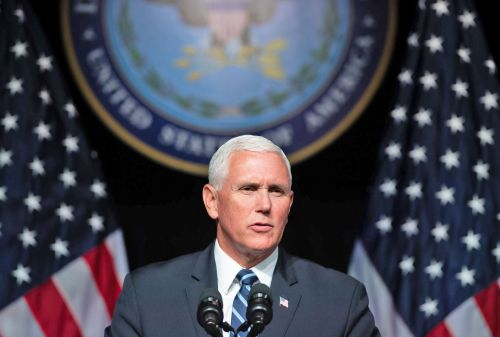 Vice President Pence lays out plan to create Space Force