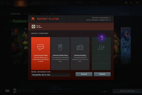 Valve is making Dota 2 players pay to avoid toxic gamers