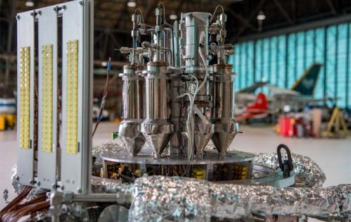 NASA and DOE test compact nuclear Mars power system for future missions