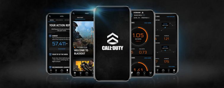 Call Of Duty App For Black Ops 4 And WW2 Lets You Track Stats And Earn Rewards