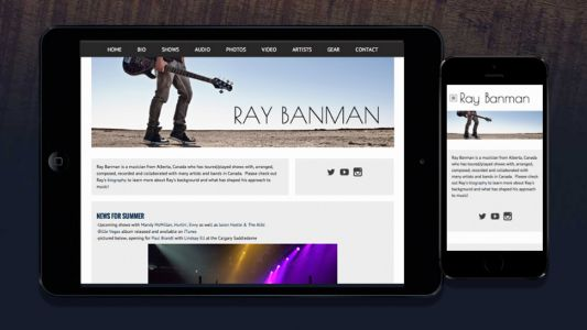 Best website builders for musicians in 2018