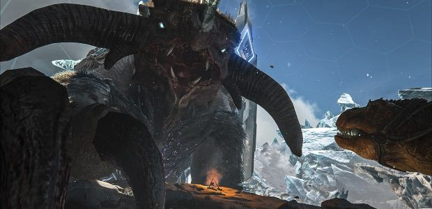ARK's third expansion, Extinction, likes its critters large