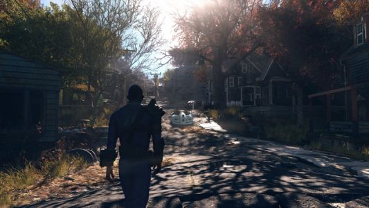 Fallout 76 Review - Over Encumbered
