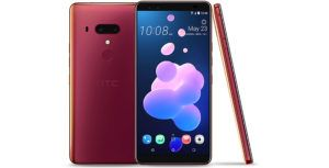 HTC U12+ in Solar Red is now available in Canada