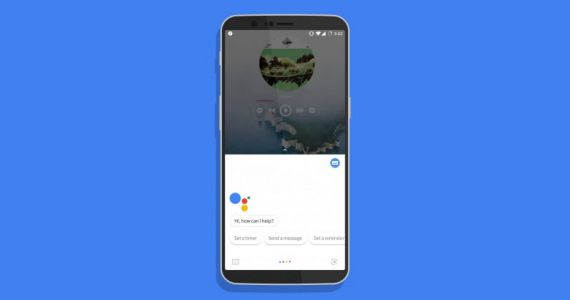 Google Assistant's new visual overlay answers questions before you ask