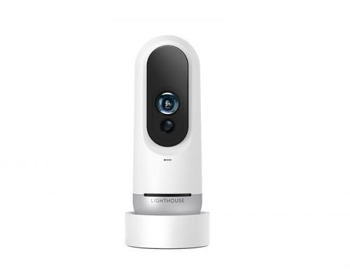 AI-Powered Lighthouse Security Camera Available At Amazon