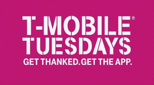 T-Mobile Tuesdays will include free movie rental, BOGO candy deal, and more next week