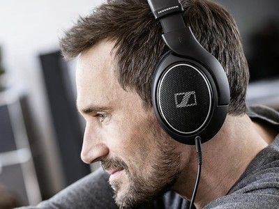 Sennheiser's open-back HD 598 headphones are only $112 today